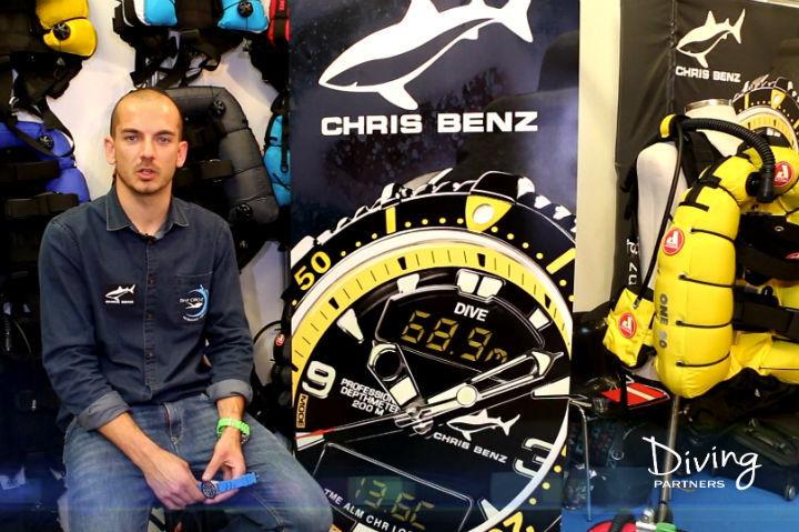 PRESENTACIÓN de PRODUCTO Audaxpro y Chris Benz