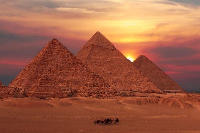 Vídeo promocional Egipto