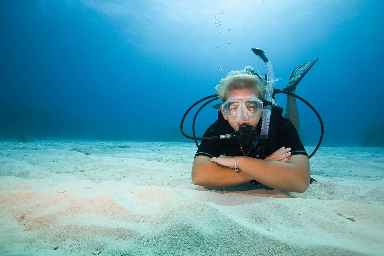 Marketing del buceo home - Diving Partners: Agencia de Marketing y Desarrollos a medida.