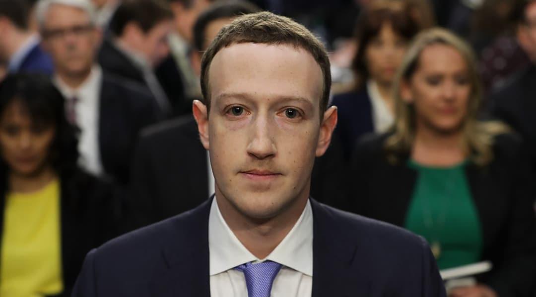 mark zuckerberg congreso - Facebook ataca de nuevo